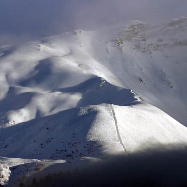 Activités d'hiver en Ubaye