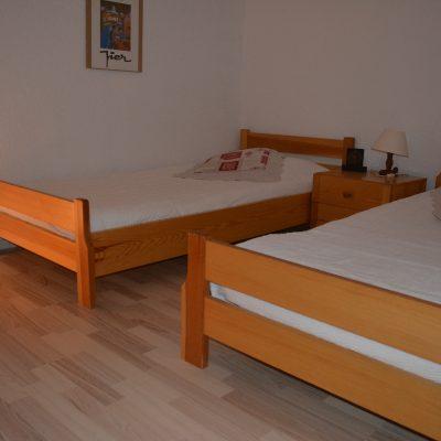 Location Barcelonnette : La chambre des enfants
