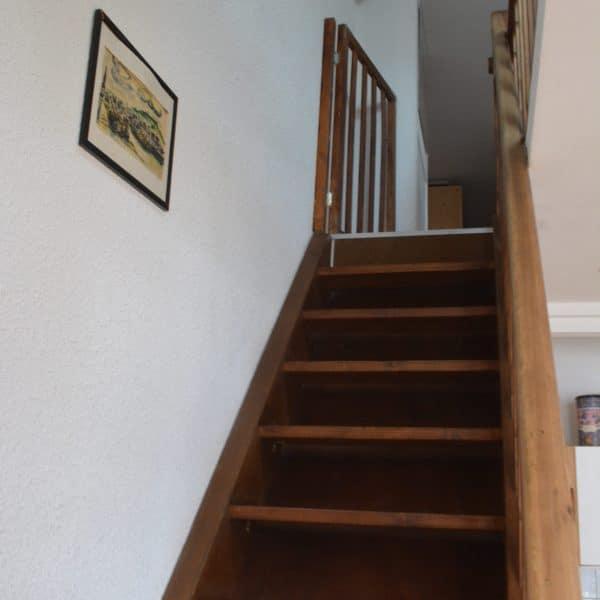 Location Barcelonnette : pour monter à l'étage